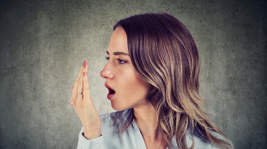 Orvosság a rossz lehelet kiküszöbölésére