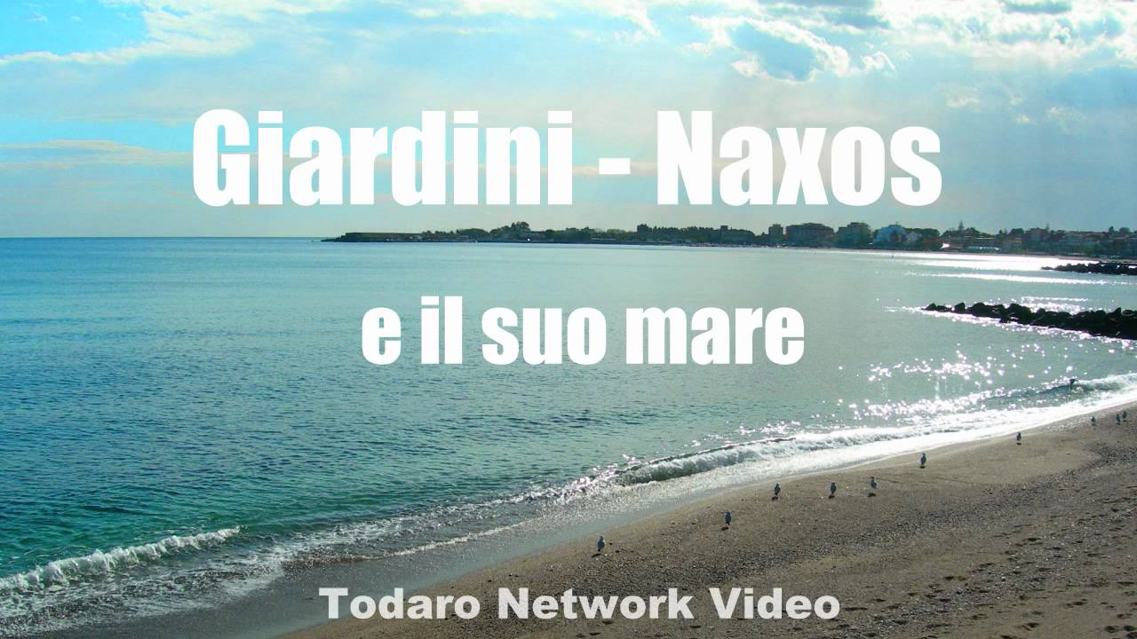 giardini naxos video