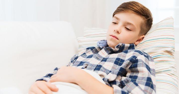 Gyerek giliszta tünetei