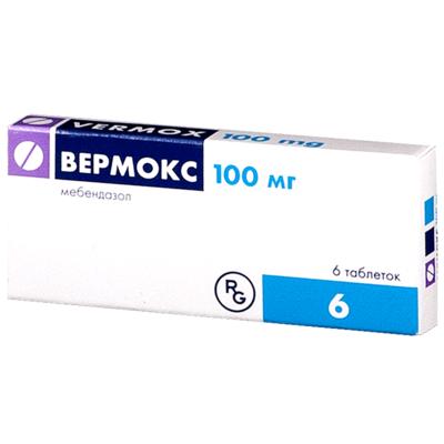 Вермокс мг no6 таблетки - Paraziták kezelése biorezonanciával