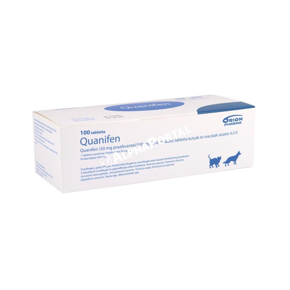 parazitaellenes tabletták az emberek számára