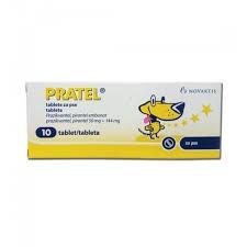 Pratel féreghajtó tabletta 1db - Vet-Plus Állatgyógyászati P