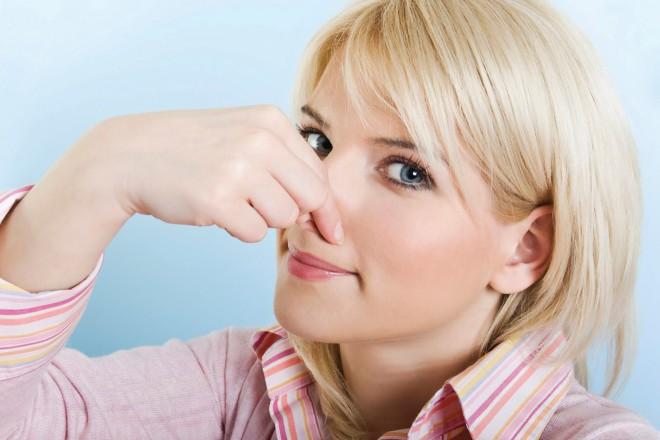 amelytől a száján rothadt szag árad