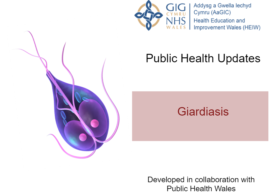 giardia infection nhs