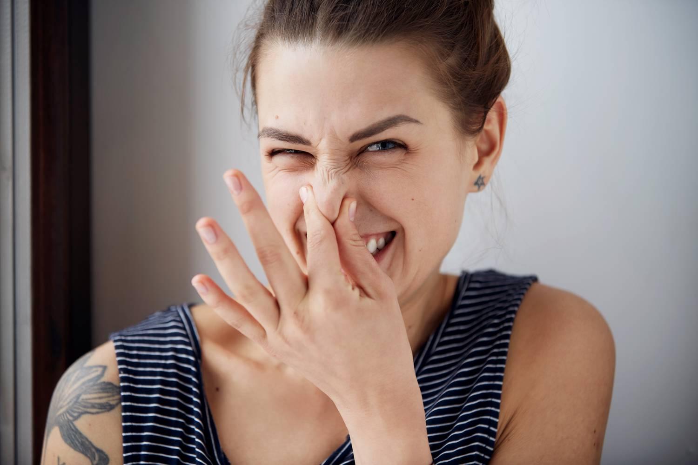 rossz lehelet a takony után az emberi test paraziták tünetei
