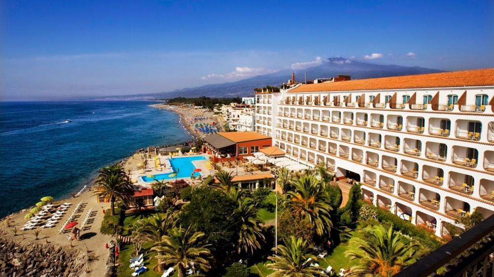 Hilton naxos, RG NAXOS Hotel