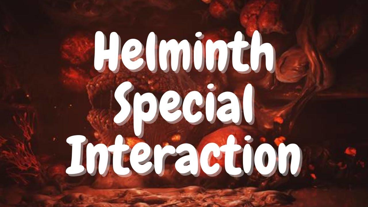 Helminth invázió olaszul, Mikroparasites láthatatlan halál